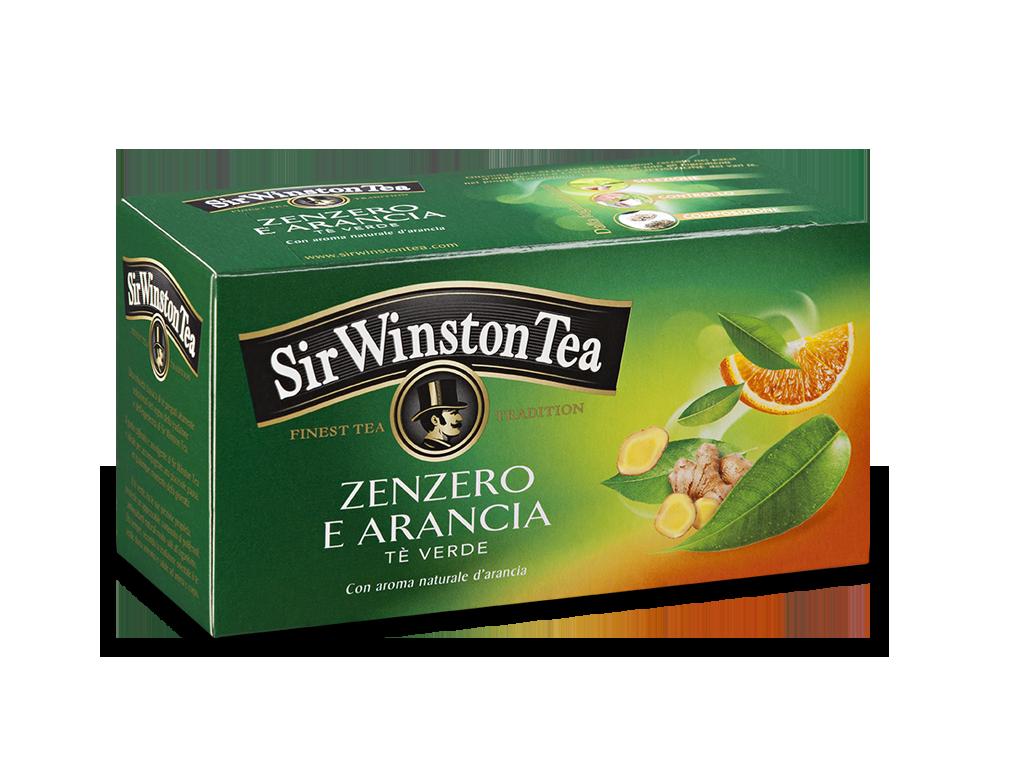 nutrizione di agrumi del tè verde di dieta di lipton